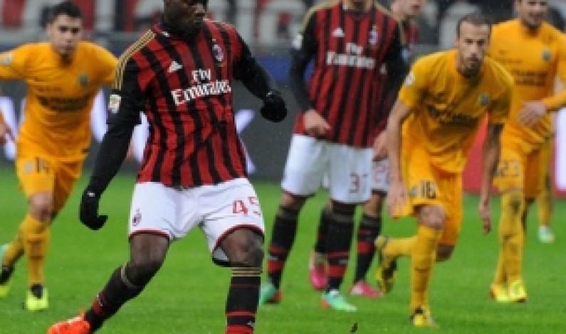 Balotelli: Vittoria dedicata a Seedorf, speriamo che sia la svolta