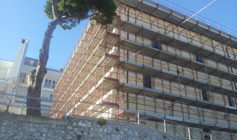 Ospedale di Gaeta: corre voce che consolidino il tetto dei cappuccini….195 mila euro + IVA