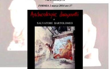 ARCHEOLOGIE DIVAGANTI di Salvatore Bartolomeo al circolo Piancastelli-Diana – 2 marzo – ore 17