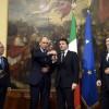 La campanella da Letta a Renzi….
