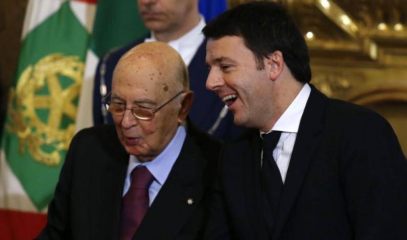 Renzi presenta la LISTA DEI MINISTRI