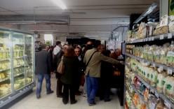 Inaugurazione supermercato COOP a Formia