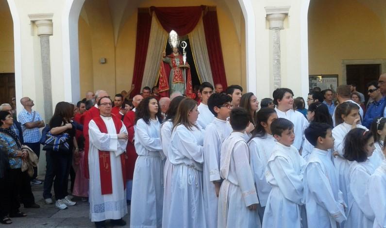 Ieri San Erasmo; finì a Formia dopo stenti e forse torture subite durante il viaggio da Antiochia verso Roma