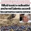 Conclusi i sondaggi nella ex cava SIECI a Penitro: la testimonianza di Schiavone e i fusti in circolazione