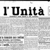 L'Unità: lo specchio del Paese in crisi (di Carlo Buttaroni)