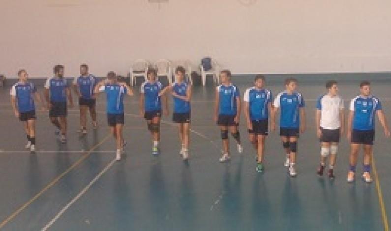 Una bella partita di pallavolo all'istituto Filangieri di Formia