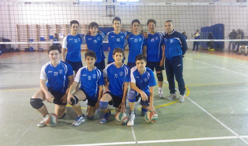 Campionato maschile under 15: Olimpia-Top Volley
