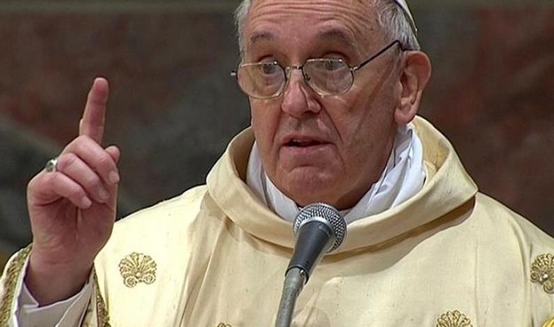 """Il Papa si esprime contro il lavoro in nero: """"E' un peccato gravissimo""""  (redazione ansa.it)"""