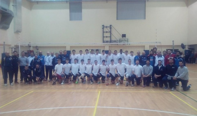 Volley: Regional Day Lazio Maschile