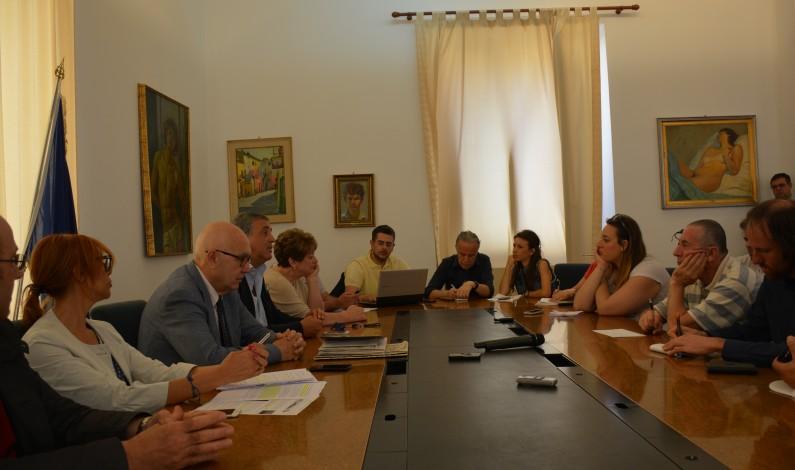 Formia 22 giugno 2015: conferenza stampa di Sandro Bartolomeo