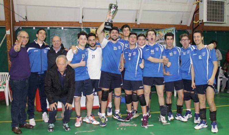 Olimpia si impone a Roma contro la Polisportiva Roma 7 Volley