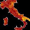 Referendum trivelle, la mappa del non voto (da Repubblica di Ilvo Diamante)
