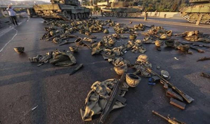 Golpe in Turchia: le riflessioni di Roberto Saviano