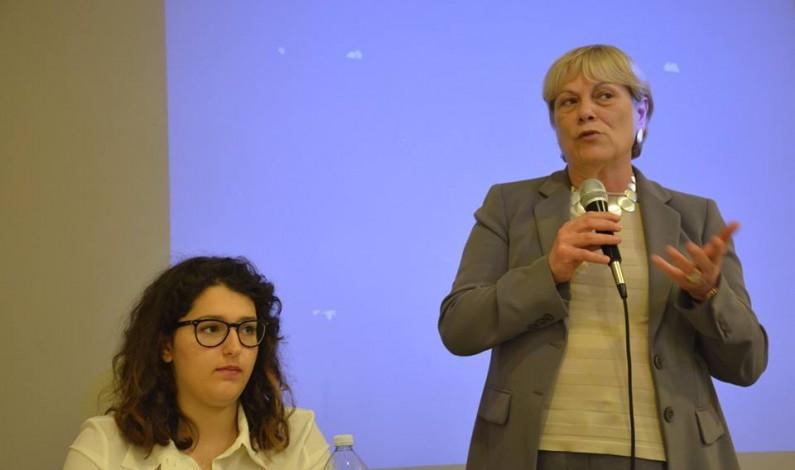 Maria Teresa Amici è stata nominata Sottosegretaria alla Presidenza del Consiglio