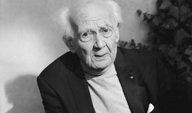 Scompare Zygmunt Bauman uno dei più grandi filosofi moderni