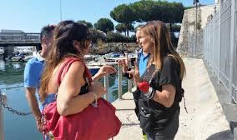 Lettera al Ministro dell'Ambiente sullo sversamento di liquami nella darsena della torre di Mola