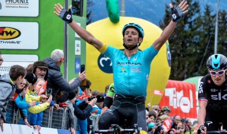 Il destino dei ciclisti: muore Michele Scarponi