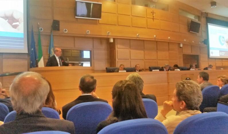 WORK SHOP IN REGIONE LAZIO: INCONTRO CON LA COMUNITA' SCIENTIFICA PER UN NUOVO MODELLO DI SANITA' PUBBLICA