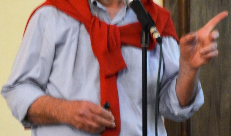 Problematiche dell'acqua, interviene l'Ing. Marcello Di Marco (convegno del 12 Maggio presso S. Probo a Sant'Erasmo)