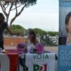 Formia la Senatrice Monica Cirinnà in Villa Comunale all'Happy Bar