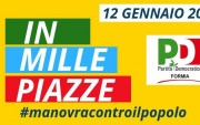 In mille piazze #manovracontroilpopolo
