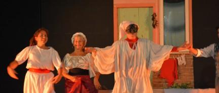 """Il Teatro Bertolt Brecht alla Festa """"Formia senza Frontiere"""""""