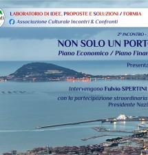 """"""" Non solo un porto turistico"""" 1° e 2° edizione"""