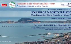 """2° incontro """"Non solo un porto turistico"""""""