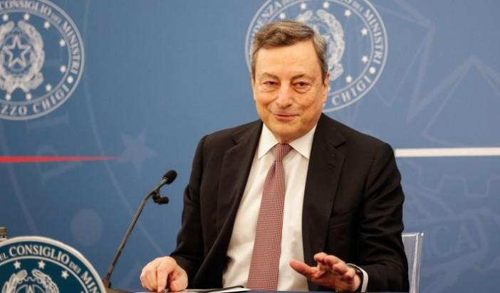 """Draghi: """"Inaccettabile morire sul lavoro. Fare di più per la sicurezza"""". Green pass e nuovo decreto anti-Covid. """"Non possiamo sapere che basti"""""""