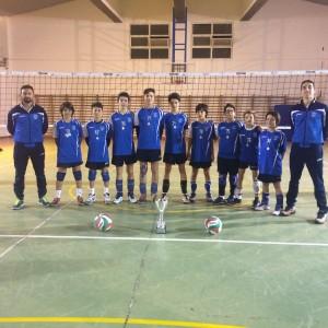 U14M Campione Provinciale 16032016